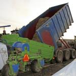 Nosiče kontajnerov za traktor
