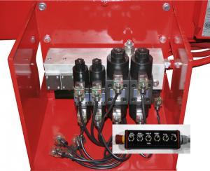 Elektrické riadiace ventily
