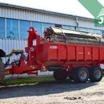 traktorový nosič kontajnerov BIGAB 8-12